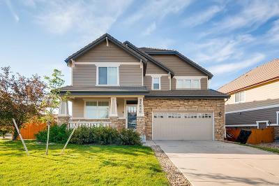 Aurora Single Family Home Active: 24010 East Dorado Place