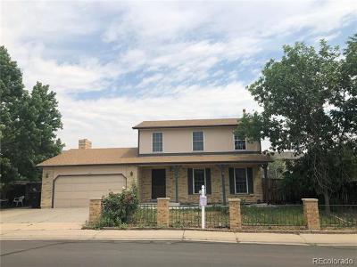 Thornton Single Family Home Active: 4491 East 94th Avenue