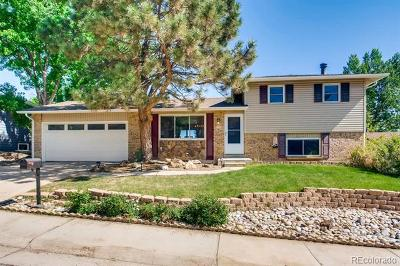 Centennial Single Family Home Active: 4773 East Caley Place