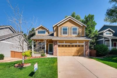Highlands Ranch Single Family Home Active: 9889 Thornbury Way