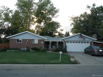 Single Family Home Active: 6533 Urban Street