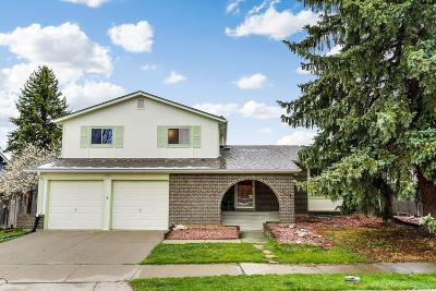 Arvada Single Family Home Active: 6986 West 83rd Way