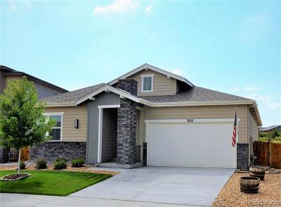Castle Rock Single Family Home Active: 3832 Ghost Dance Drive