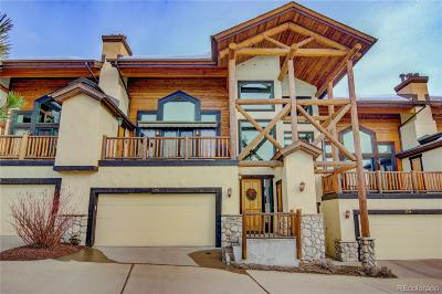 Steamboat Springs Condo/Townhouse Active: 2752 Cross Timbers Trail #2