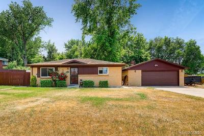 Denver Single Family Home Active: 5630 Clear Creek Drive