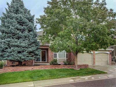 Highlands Ranch Single Family Home Active: 7098 Chestnut Hill Street