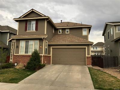 Commerce City Single Family Home Active: 13970 East 106th Drive
