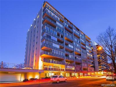 Denver Condo/Townhouse Active: 800 Washington Street #206