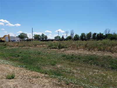 Adams County Residential Lots & Land Active: 8101 Rosemary Street