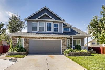 Denver Single Family Home Active: 5567 Idalia Street