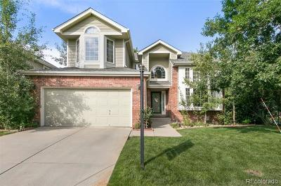 Denver Single Family Home Active: 8453 East Amherst Circle