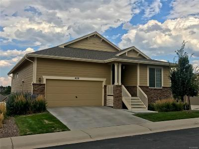Castle Pines CO Single Family Home Under Contract: $529,900