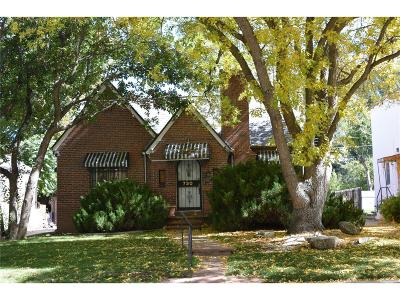 Single Family Home Under Contract: 730 Dexter Street