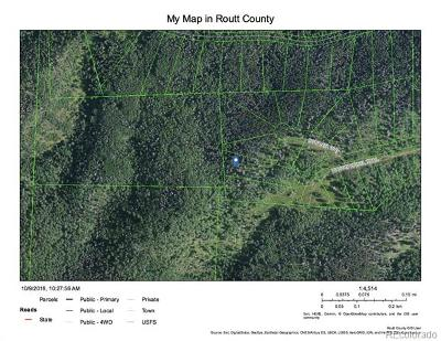 Residential Lots & Land Active: 20885 Hookeye Road