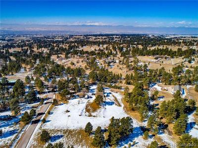 Parker Residential Lots & Land Active: North Pine Cone Road