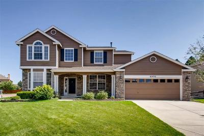 Castle Pines Single Family Home Active: 6970 Welford Place