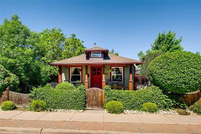 Englewood Single Family Home Under Contract: 4353 South Logan Street