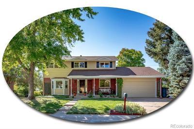 Centennial Single Family Home Active: 7071 South Washington Street