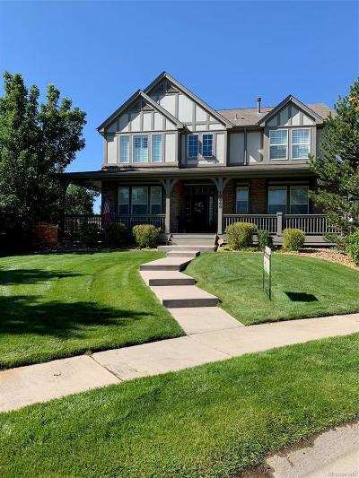 Arvada Single Family Home Active: 13660 West 86th Circle