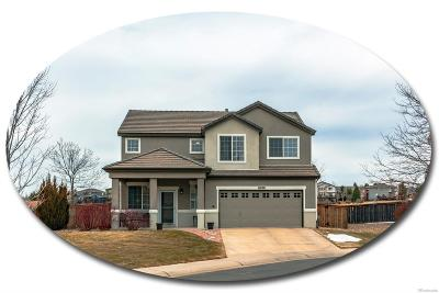 Highlands Ranch Single Family Home Under Contract: 10070 Kingston Court