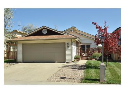 Longmont Single Family Home Active: 720 Hayden Court