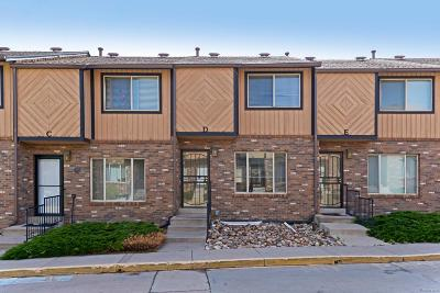 Littleton Condo/Townhouse Active: 9840 West Stanford Avenue #D