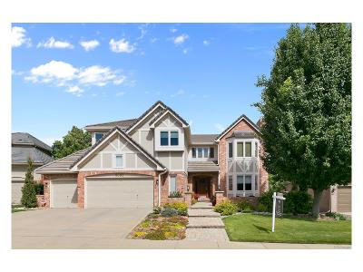 Single Family Home Active: 9503 East Maplewood Circle