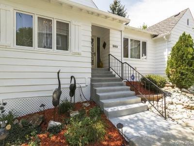 Stoney Brook Single Family Home Active: 4505 South Yosemite Street #383