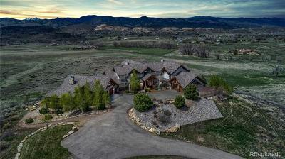 Loveland Single Family Home Active: 4650 Indian Creek Road