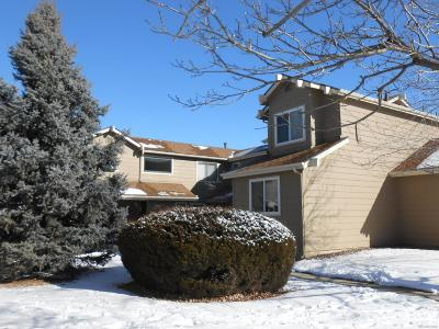 Aurora Condo/Townhouse Active: 1061 South Yampa Street #C