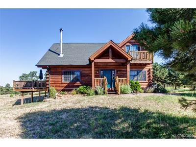 Peyton Single Family Home Active: 18430 Lost Ranger Road