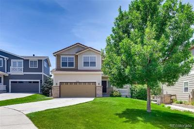 Castle Rock Single Family Home Active: 3981 Brushwood Way