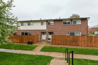 Westminster Condo/Townhouse Under Contract: 8007 Wolff Street #C