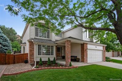 Highlands Ranch Single Family Home Active: 9226 Mountain Brush Court