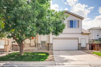 Littleton Single Family Home Sold: 6792 Tiger Walk