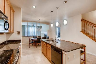 Littleton Condo/Townhouse Active: 11945 West Ida Drive