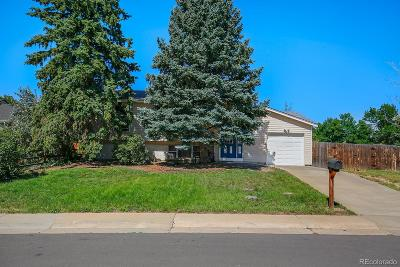 Broomfield Single Family Home Under Contract: 1993 Elmwood Street