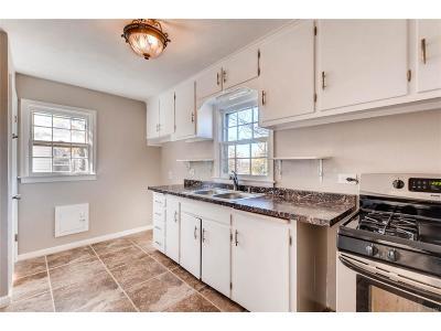 Denver Single Family Home Under Contract: 2765 West Archer Place