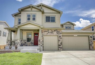 Thornton Single Family Home Active: 7950 East 139th Avenue