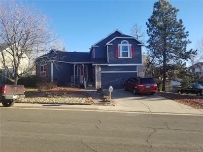 Centennial Single Family Home Active: 5266 South Waco Street
