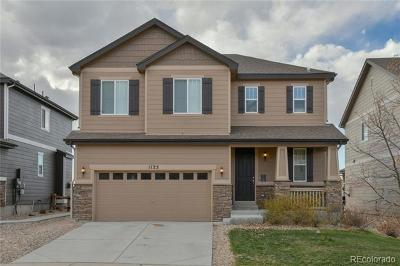 Greeley Single Family Home Active: 1125 103rd Avenue