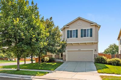 Commerce City Single Family Home Active: 10541 Vaughn Court