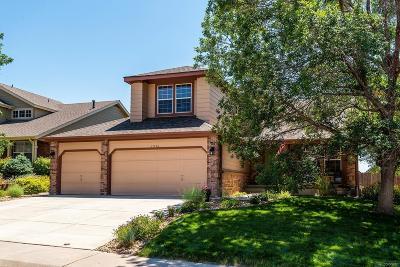 Centennial Single Family Home Under Contract: 17774 East Dorado Avenue