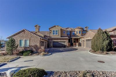 Highlands Ranch Condo/Townhouse Under Contract: 9419 Viaggio Way