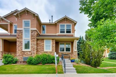 Arvada CO Condo/Townhouse Sold: $399,000