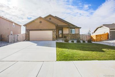Colorado Springs Single Family Home Active: 6886 Phantom Way