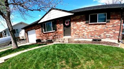 Northglenn Single Family Home Active: 2067 East 115th Place