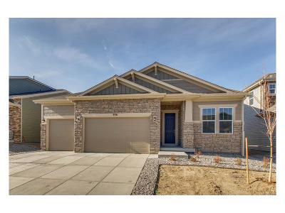 Erie Single Family Home Active: 936 Sundance Lane