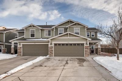 Castle Rock Condo/Townhouse Under Contract: 5791 Raleigh Circle