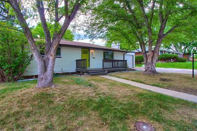 Arvada Single Family Home Active: 5335 Garland Street